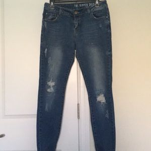 Cotton On Ripped Skinny